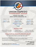 World Union Hapkido International Seminar