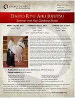 Daito Ryu Aiki Jujitsu Seminar With Sensei Goldberg