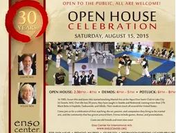 30 Year Celebration Open House