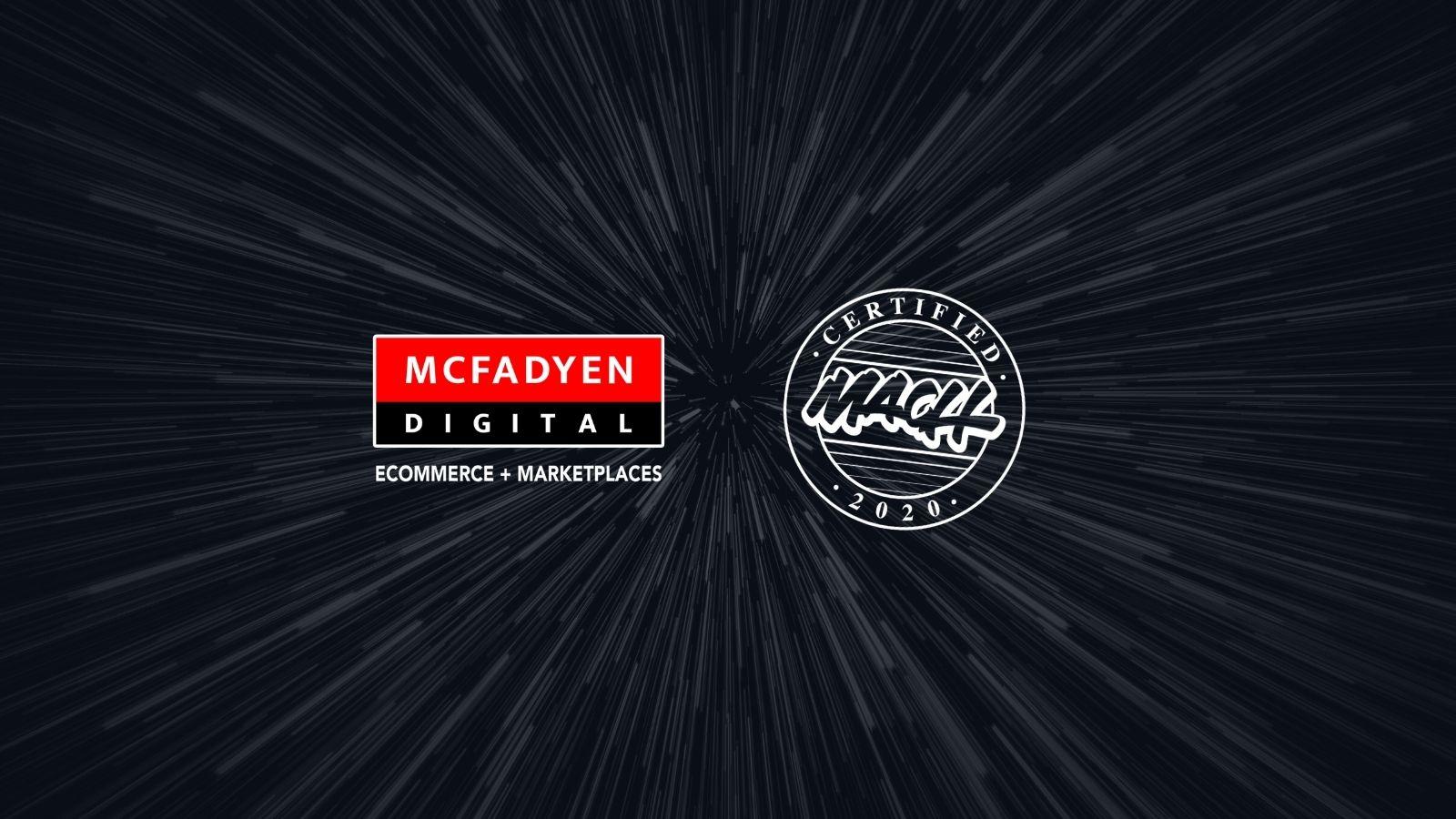 McFadyen entra para a Mach ALliance