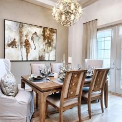 Dining Room, Kathleen Scanlan Interiors