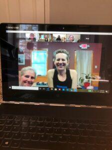 virtual live yoga