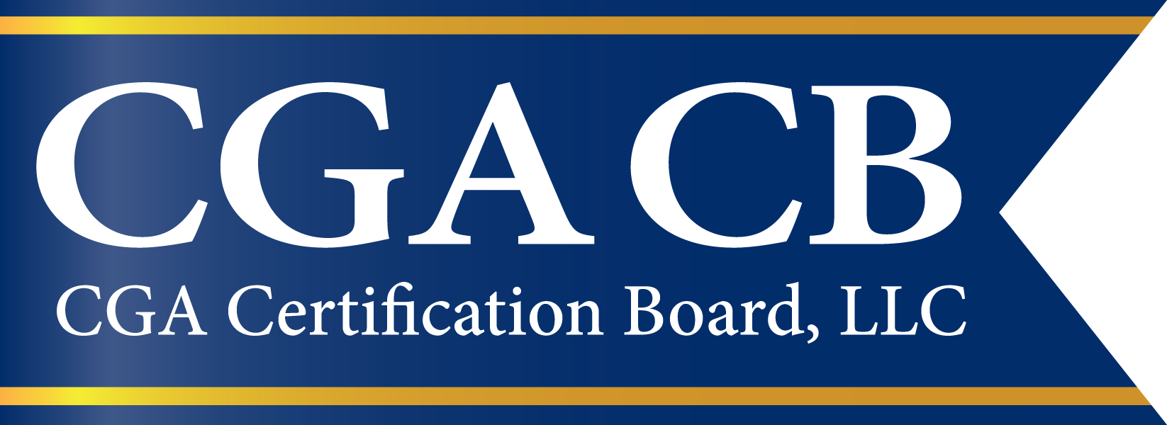 CGA Certification Board LLC Logo