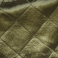 Olive Chanel Windowpane