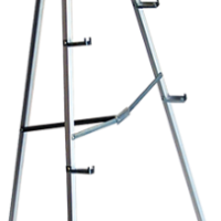 silver-easel