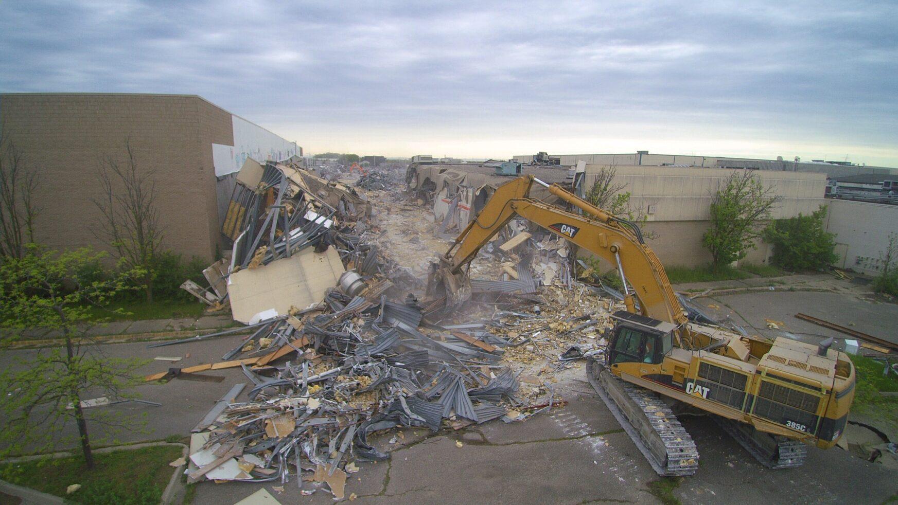 Your Demolition Professionals