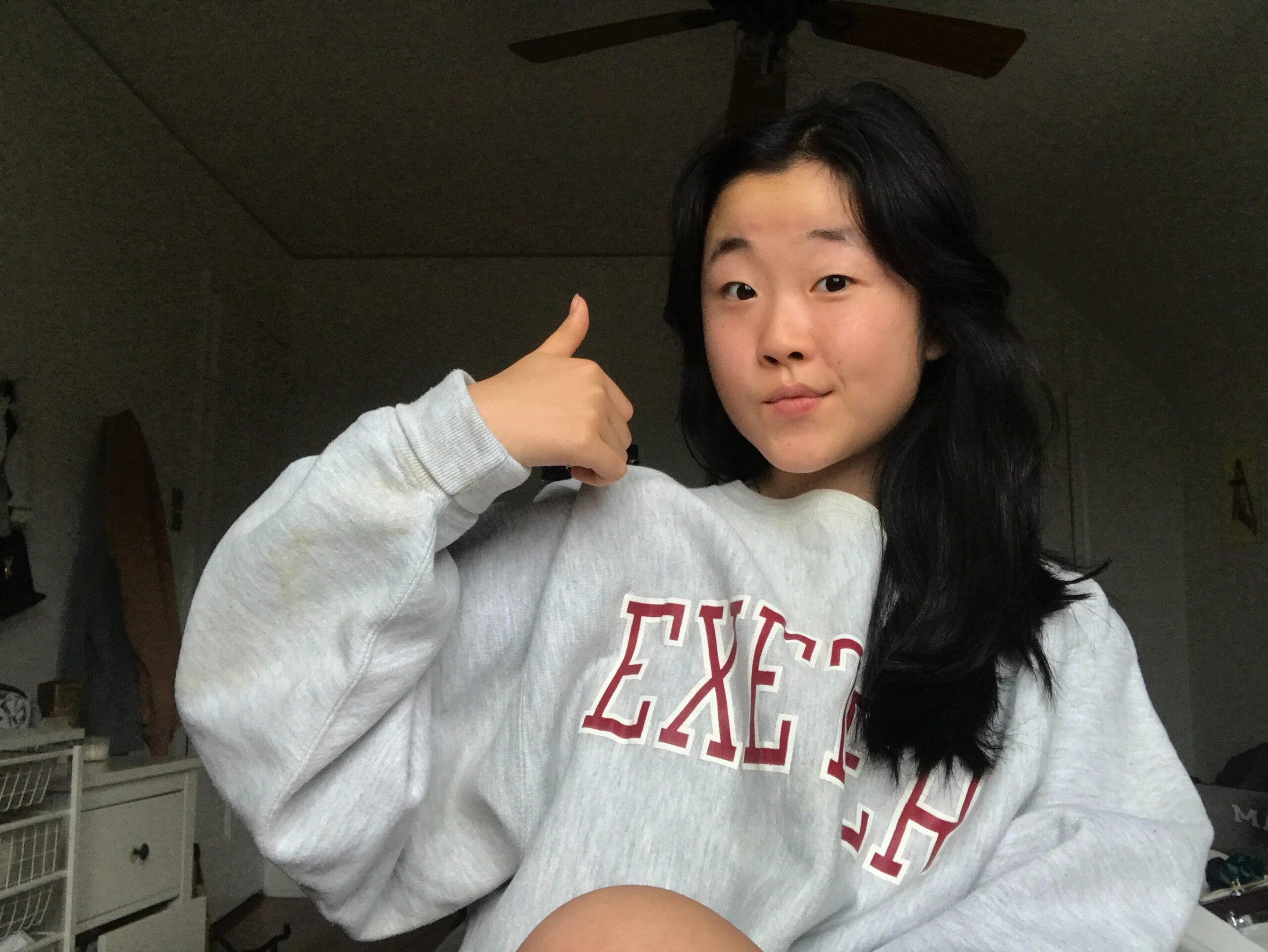 Sarah Kim: Internship Coordinator & Graphic Developer