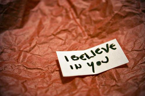 Friends Believe