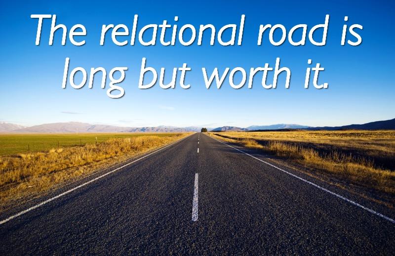 Listen Relational Road