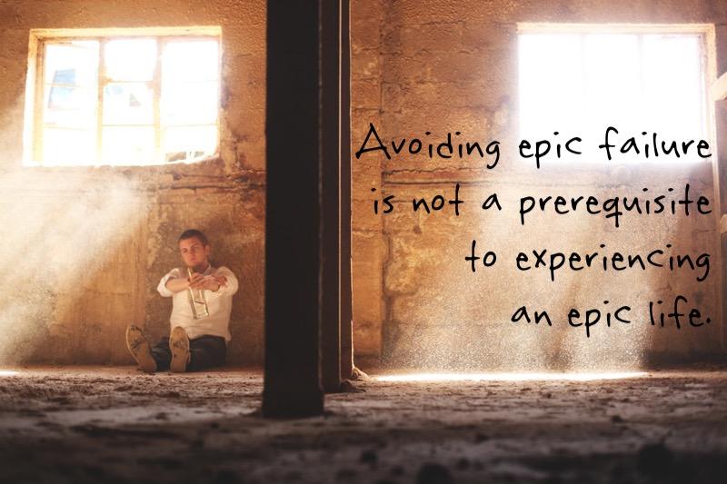 Sin Epic Failure