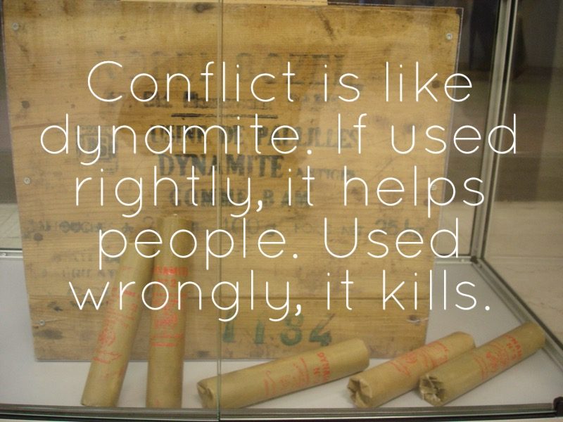 Conflict PIN 2