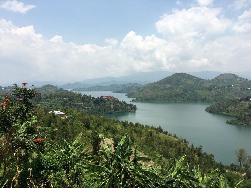 A Kivu Lake