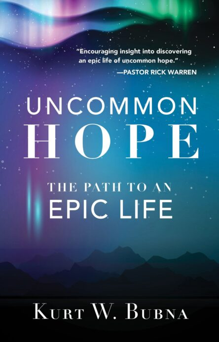 Uncommon Hope Cover