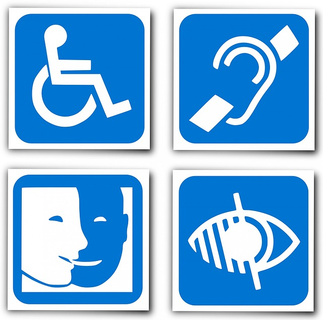 handicap symbols