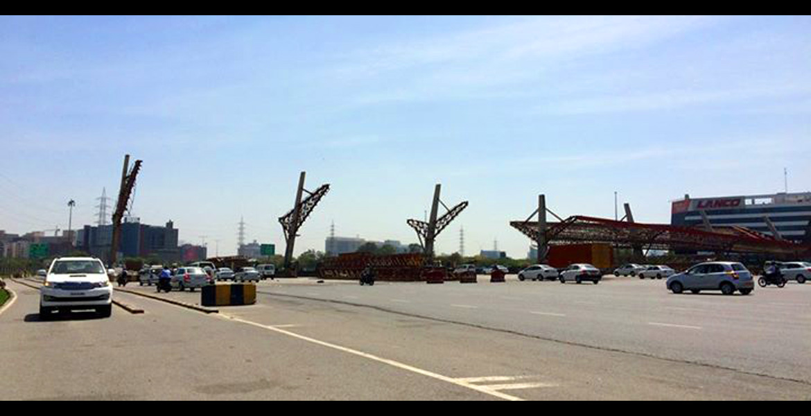 Gurgaon Toll toll