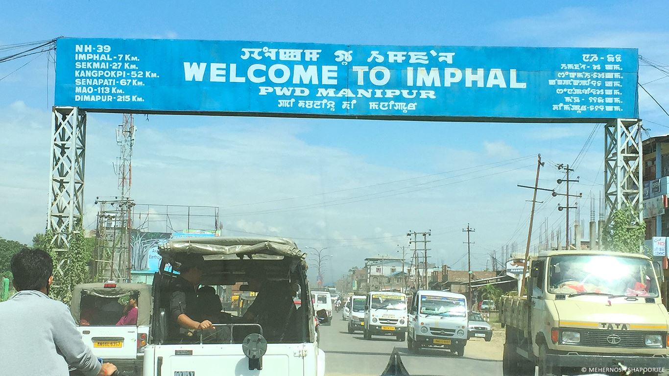 Welcome to Imphal
