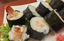 Prawn Sushi Roll, at Kyoto Restaurant, Gurgaon
