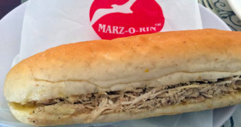 Chicken Mayonnaise Roll, at Marz-O-Rin in Pune