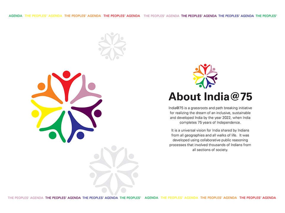The People's Agenda for India at 75