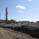 Drilling more bore hole for vertical loops