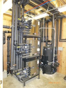 Distribution Manifold, heat pumps