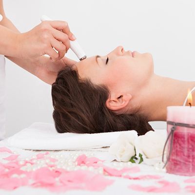 Microdermabrasion Therapy In Spa