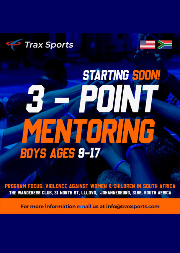 Best Sports Company for Athletes - Trax Sports | 3 Point Mentoring
