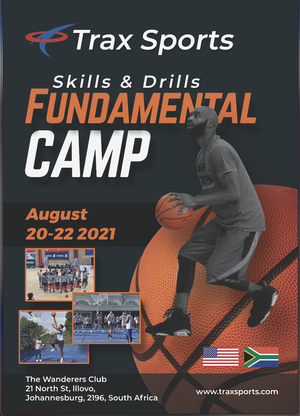 Promotional Invitation for Aug 2021 Camp