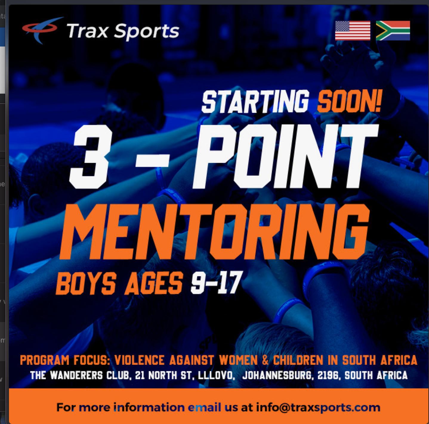 Promo 3- Point Mentoring