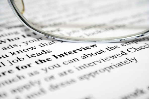 How to be prepared for all Phases of a Job Interview