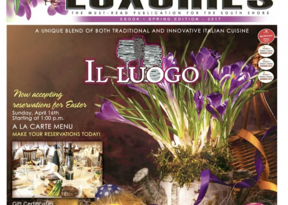 Michelle Lewis Designs Featured in Local Luxuries