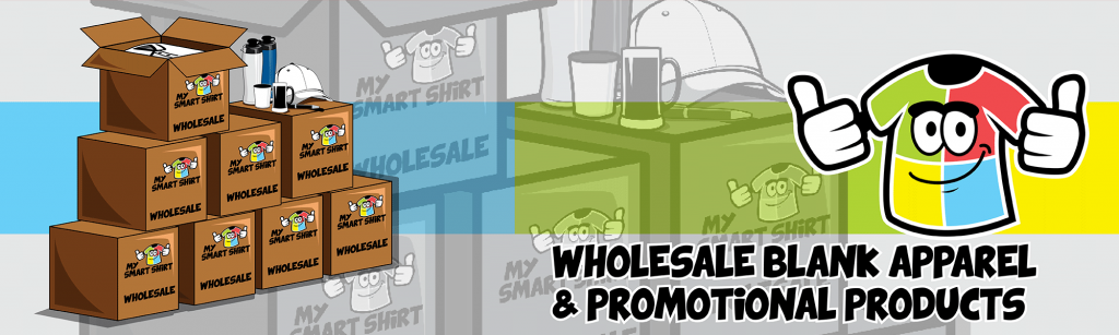 Wholesale blank apparel & promotional products
