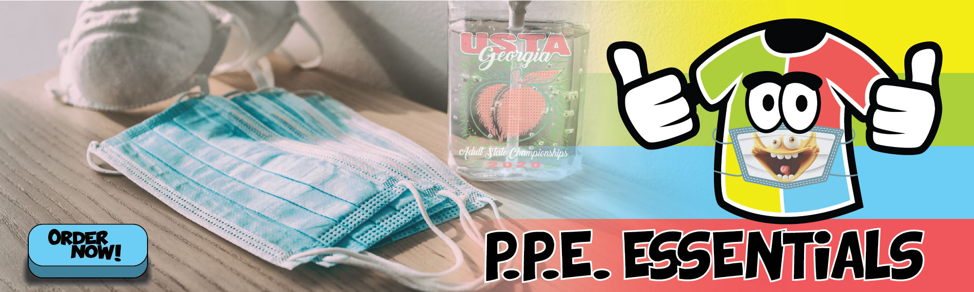 PPE Banner