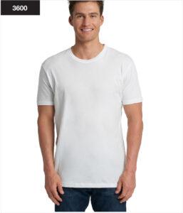 3600 Next Level - Unisex Cotton T-Shirt