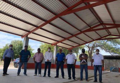 Inaugura Sergio Torres techumbres en Cooperativas pesqueras