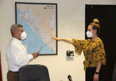 Designan a nueva directora de Programas Preventivos de la SSP Sinaloa