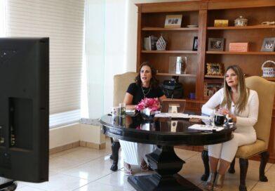 Trabajo en equipo, clave para apoyar a las familias vulnerables: Rosy Fuentes