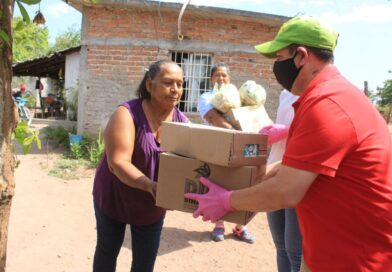 Más de 3 mil familias beneficiadas por DIF Mocorito