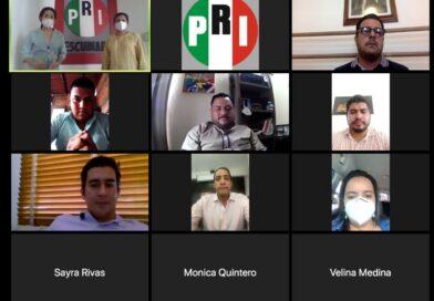 Instalan Mesa Interinstitucional de Seguimiento en el PRI Sinaloa