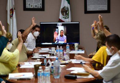 Cabildo aprueba recurso para la construcción de la primera etapa del gimnasio de box en Tamazula Segundo