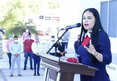 Conmemoran en Angostura el Día de la Armada de México