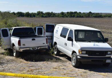 Muerto a balazos encuentran a mocoritense en una camioneta