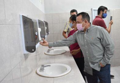 Más de $1.5 millones en obras y servicios para Pericos, Caimanero y Recoveco