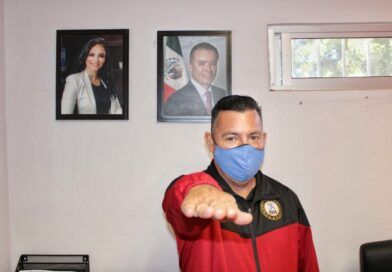 Es Matías Castro Angulo nuevo director del Instituto Municipal del Deporte