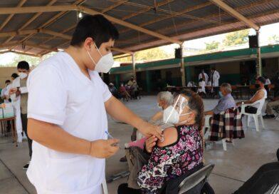 Guamuchilenses de 50 a 59 años a vacunarse este miércoles