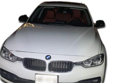 Armado y en BMW robado es detenido un joven