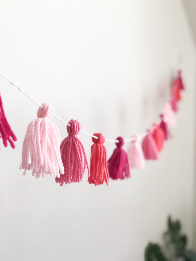 DIY baby nursery decor