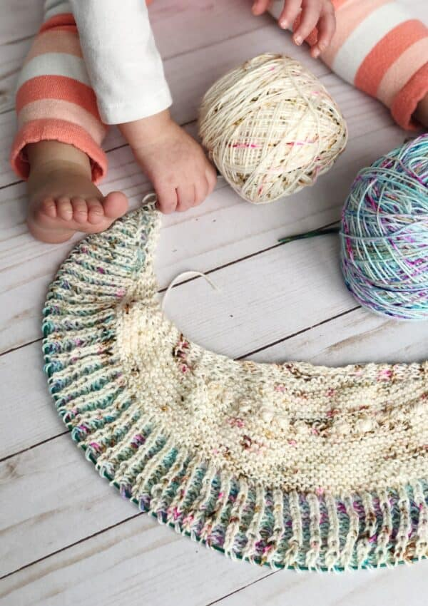 How to Knit Two-Color Brioche
