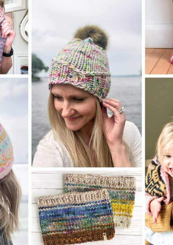 Head Start on the Holidays Knitting Bundle