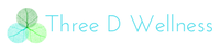 Three D Wellness Logo